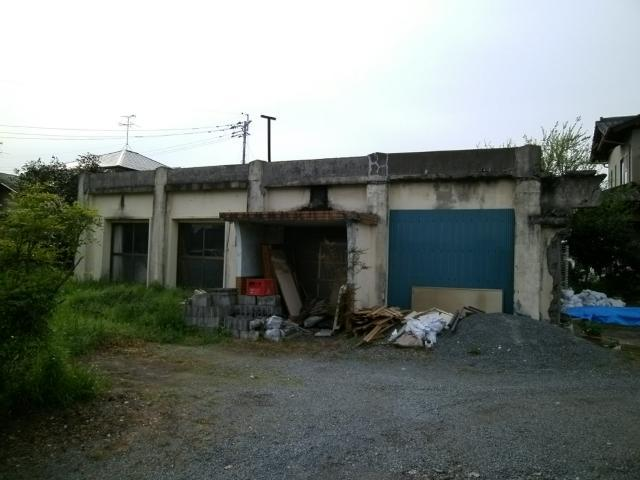 菊池飛行場燃料庫 (2)
