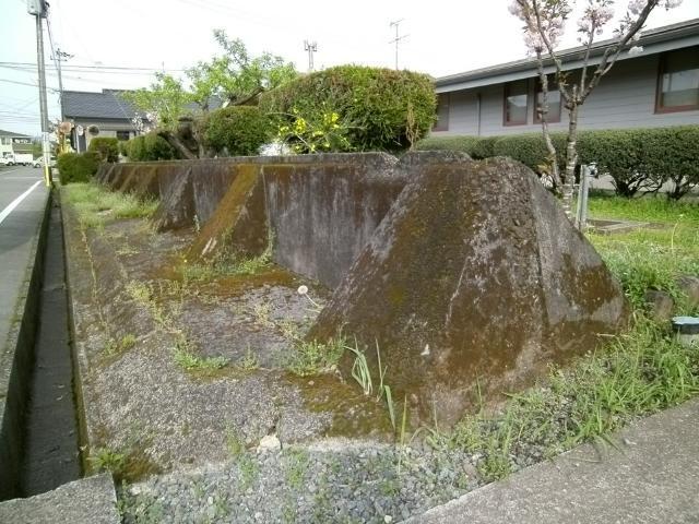 菊地飛行場格納庫基礎 (6)