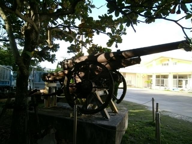 西原町大砲 (2)