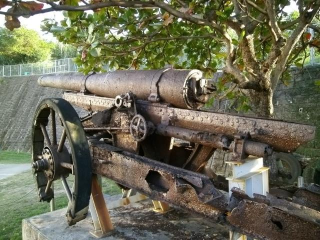 西原町大砲 (4)