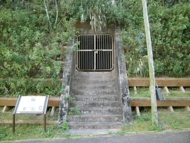 田原公園海軍壕 (1)