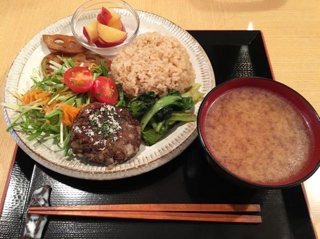 インヤン菜食定食