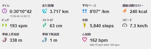 奈良側登り