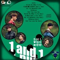 SHINee 5集 リパッケージ - 1 and 1-1