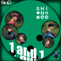 SHINee 5集 リパッケージ - 1 and 1-汎用