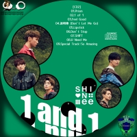 SHINee 5集 リパッケージ - 1 and 1-2