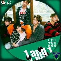 SHINee 5集 リパッケージ - 1 and 1-1☆汎用