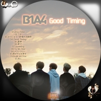 B1A4 - Good Timing☆12曲