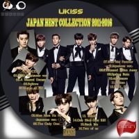 U-KISS JAPAN BEST COLLECTION 2011-2016-2☆