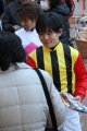 170101 2017年川崎競馬初日 騎手お出迎え-07