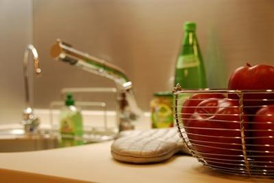 キッチンりんご