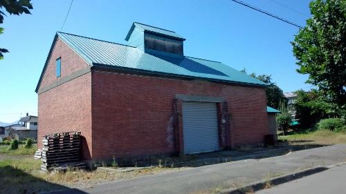 滝川 煉瓦造倉庫