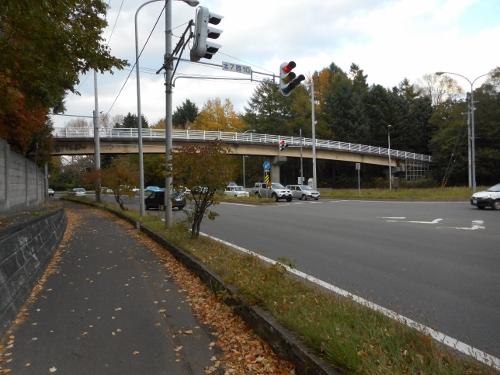 北大 人道橋