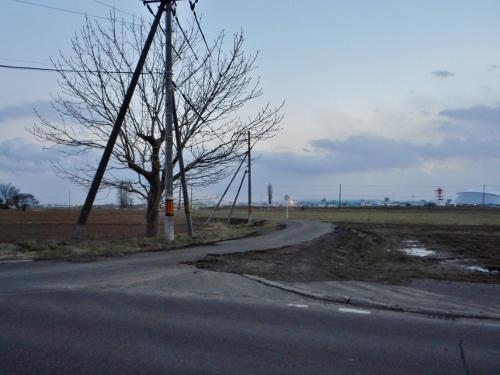 旧篠路村 札幌村 丘珠村 村界