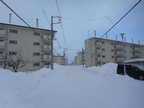 雇用促進住宅野幌宿舎