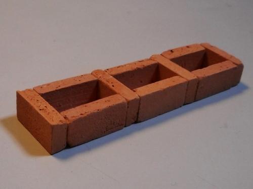 小端空間積み 模型
