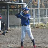 5回表、戸田の内野安打で二死満塁