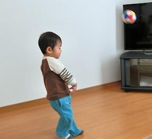 ボール遊び (3)