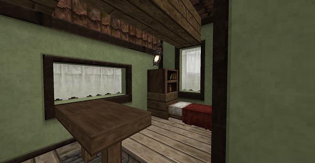 1家の内装2