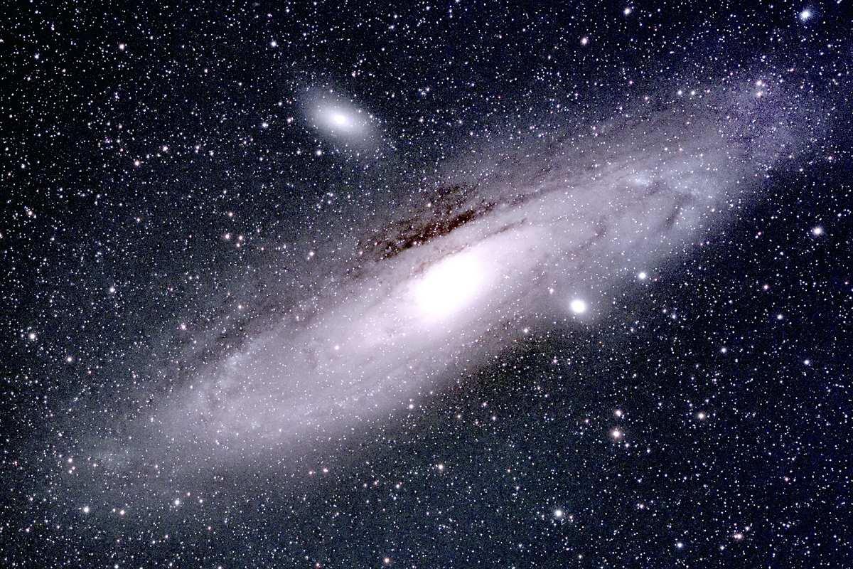 アンドロメダ銀河(5)