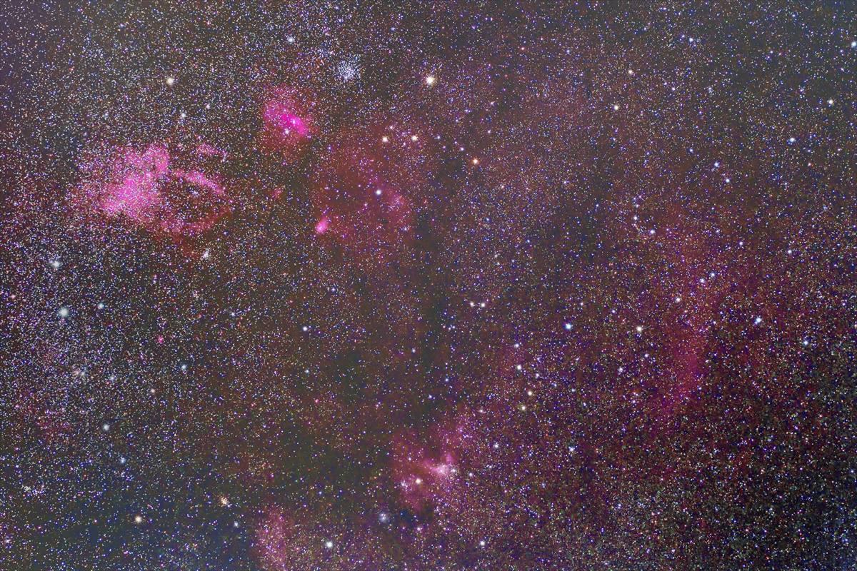 クワガタ星雲