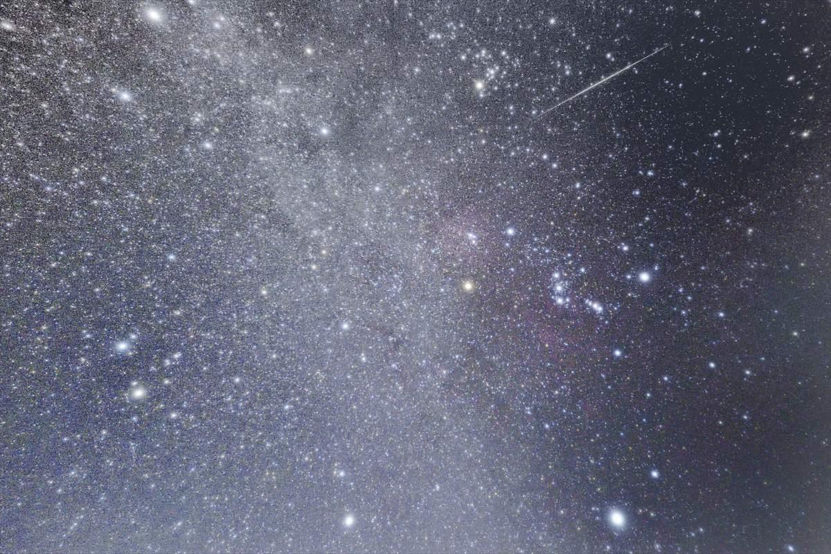 ふたご座流星群11