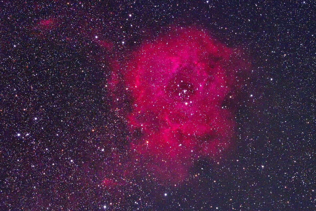 バラ星雲2