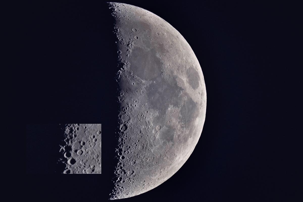 月面X(2017/01/05)
