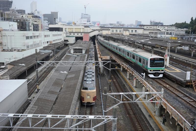 183系上野