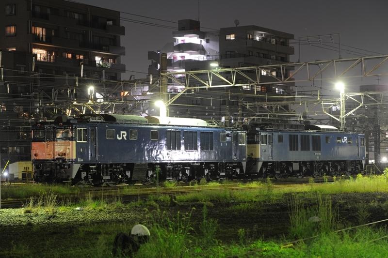 EF64 1031+1052