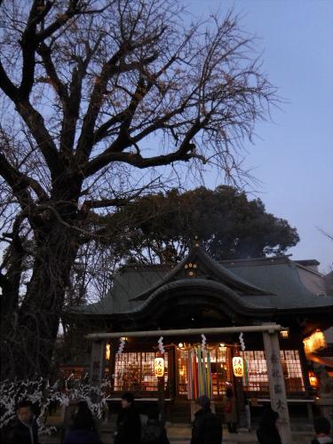 白山神社へ初詣+α-01