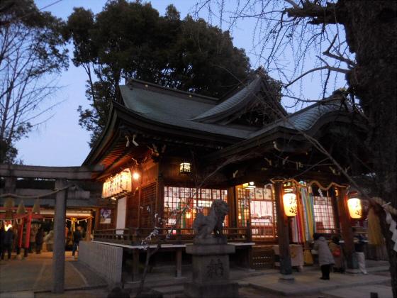 白山神社へ初詣+α-02