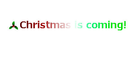 123_christmas is cming