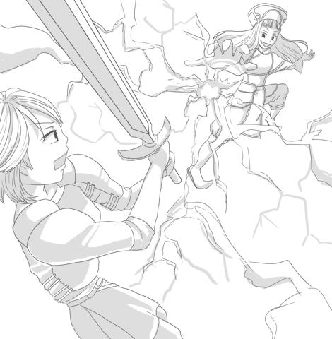 シャリと戦う2
