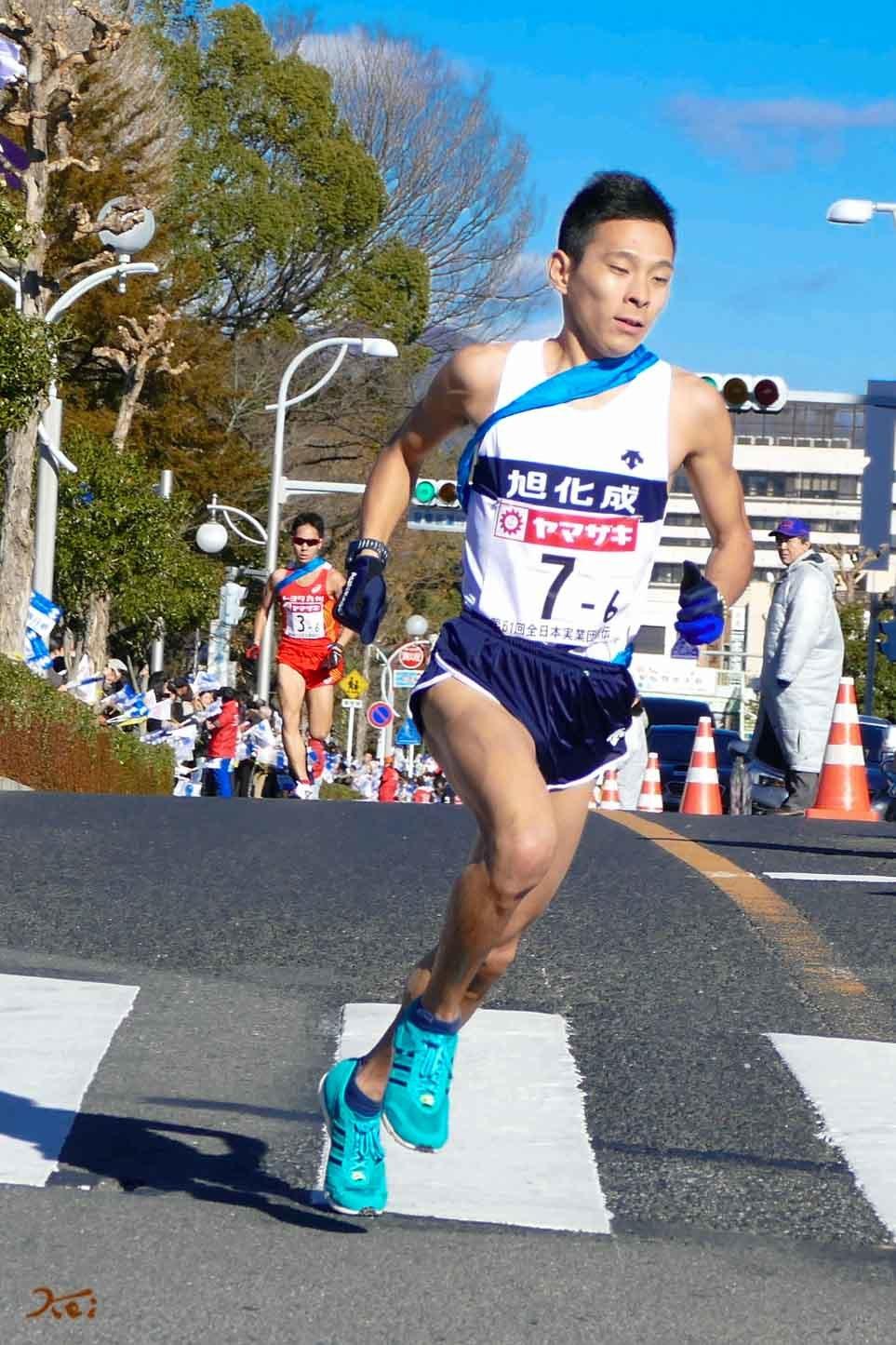 2017年ニューイヤー駅伝07