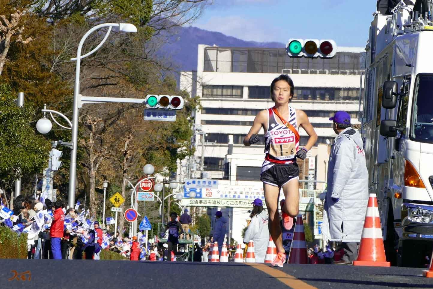 2017年ニューイヤー駅伝09