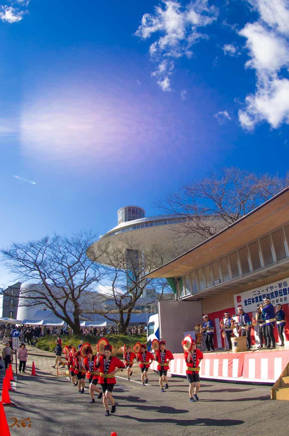 2017年ニューイヤー駅伝03