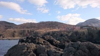 2016.11.26 中ハナレ陸向き