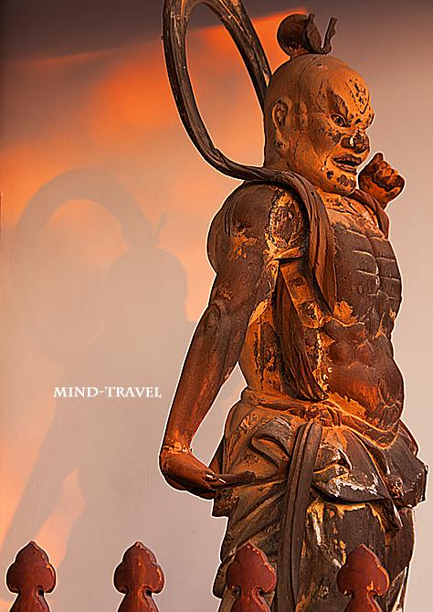 叡福寺 仁王像