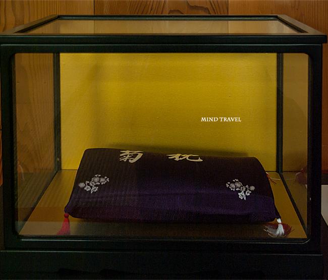 金剛寺 菊枕