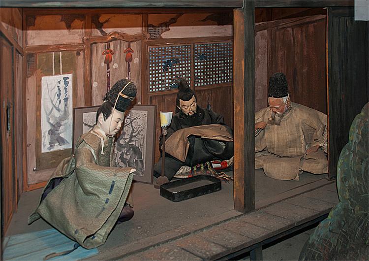 大阪天満宮 配所の月