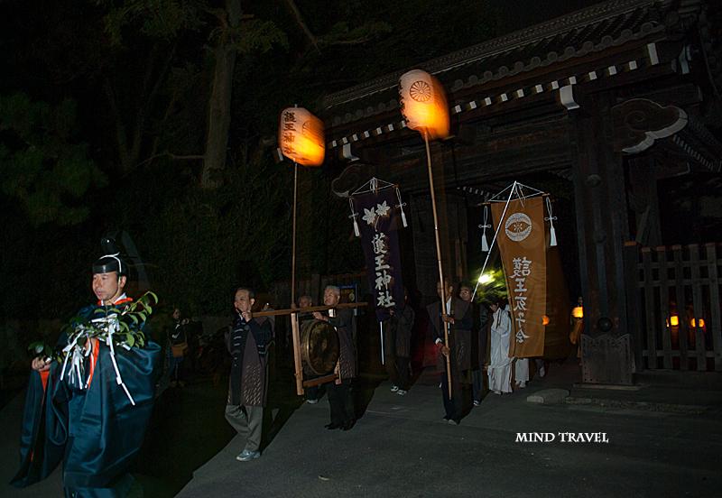 護王神社 亥子祭 行列2