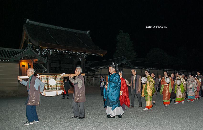 護王神社 亥子祭 行列3