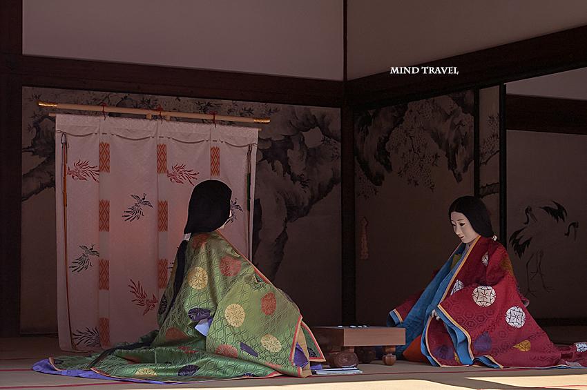 京都御所 碁