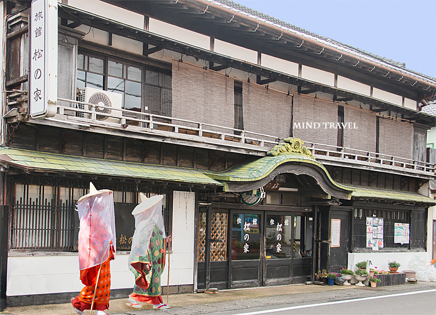 勝浦(千葉) 松の家