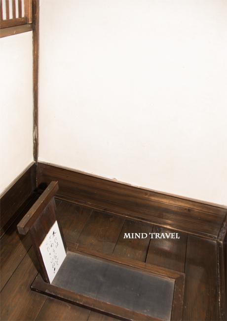 浦安 旧大塚家住宅 トイレ