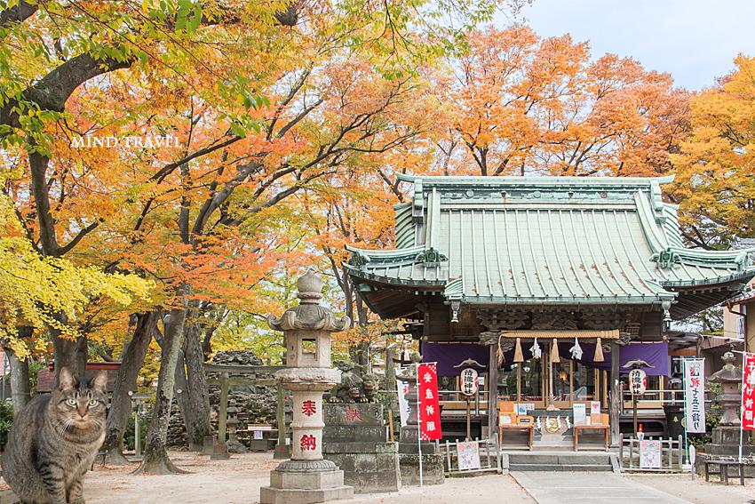 浦安 清滝神社