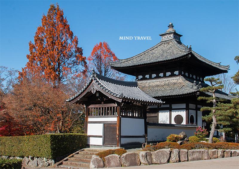 東福寺 経堂