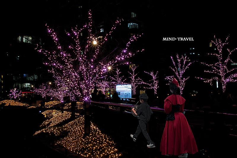 品川 東五反田 クリスマスイルミネーション2