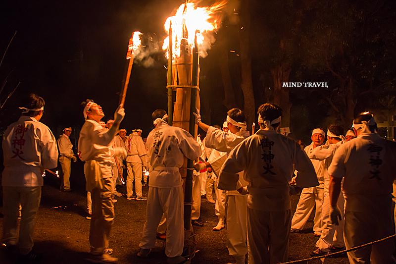 大神神社 繞道祭5